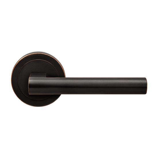 Lever handle Madeira UER45  in oil rubbed bronze