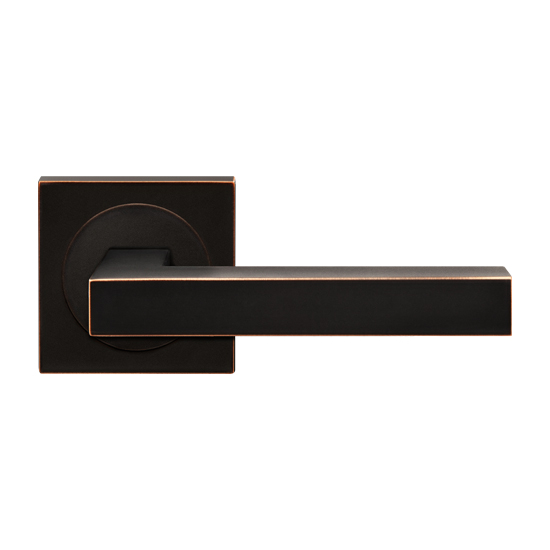 Lever handle Seattle UER46Q in cosmos black